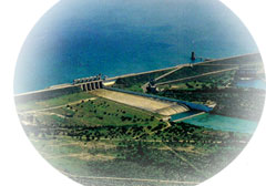 Falcon Dam and Power Plant